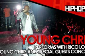 Young Chris & Rico Love Perform &#8