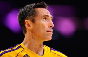 Steve Nash Pens Personal Letter To Lakers Fans