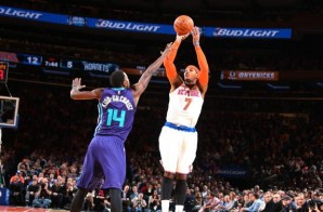New York Knicks All-Star Carmelo Anthony Scores His 20,000 Career Point (Video)