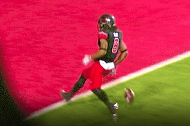3f08aad7cd27f2aa17e6961db2980a5f_crop_north Too Early: Utah Player Drops Ball Before Goal Line In Celebration, Ducks Take It 100 Yards (Video)