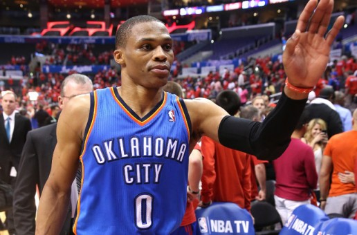Russell Westbrook Will Return To The Oklahoma City Thunder Starting Lineup Tonight Against The New York Knicks