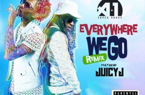 A1 The Super Group x Juicy J – Everywhere We Go (Remix)