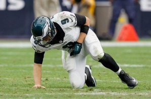 Foles Gold: Philadelphia Eagles Starting QB Nick Foles Out Indefinitely With Broken Collarbone