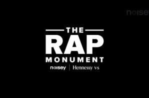 """The Rap Monument"" Featuring Pusha T, Young Thug, Two-9, & More (Behind The Scenes) (Video)"