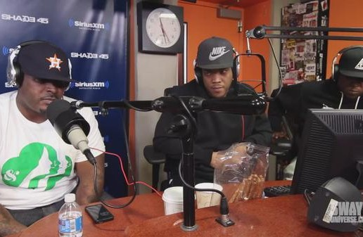 The LOX – Sway In The Morning Interview (Video)