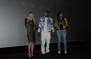 """YG Premieres """"Blame It On The Streets"""" In LA (Video)"""