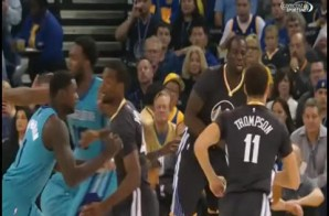 Stop Hitting Yourself: Lance Slaps Himself, Draws Foul (Video)