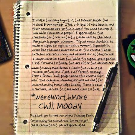 Chill_Moody_We-re_Worth_More Chill Moody - We're Worth More