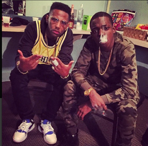 Fabolous_Bobby_Shmurda_Hot_Nigga_Detroit-1 Fabolous & Bobby Shmurda Perform Hot Nigga In Detroit (Video)