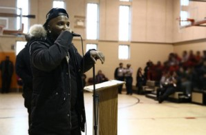 Jeezy Visits Detroit Juvenile Detention Center (Video)