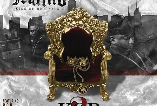 Maino – King Of Brooklyn 2 (Cover & Tracklist)