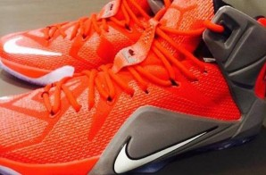 "Lebron James Gifts The Ohio State Buckeyes Men's Basketball Team With Custom ""Nike Lebron 12s"" (Photos)"