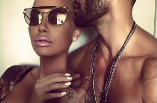 Amber Rose Is Said To Be Dating French Montana's Brother, Zack