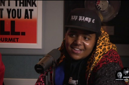 The Notorious B.I.G.'s Son CJ Wallace Visits Hot 97's 'Ebro In The Morning' Show (Video)