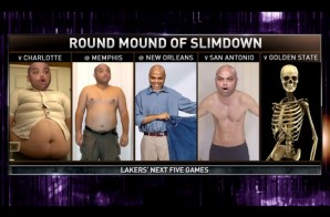 """I'm Fasting"": Charles Barkley Declares He Won't Eat A Meal Until The Lakers Win A Game (Video)"