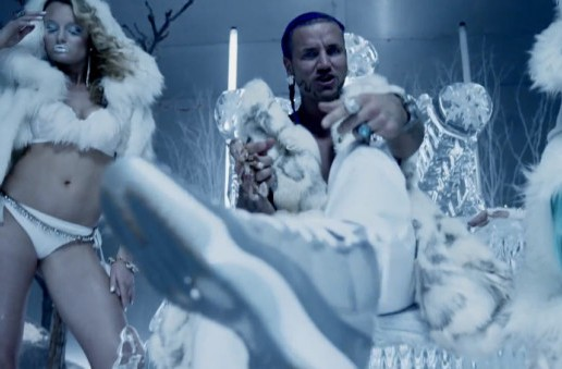 Riff Raff – Tip Toe Wing In My Jawwdinz (Video)