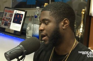 Big K.R.I.T. Talks Working With Lecrae, Rick Ross Collaboration, Benefits Of A Major Label Deal & More! (Video)