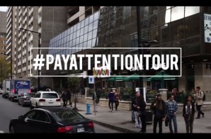 Big K.R.I.T – PayAttentionTour Documentary (Part I) (Video)
