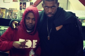 Flying Lotus – Eyes Above (Live At North Park Theatre In San Diego w/ Unreleased Kendrick Lamar Verse) (Video)