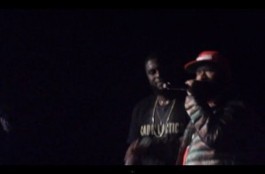 "Big Krit & Bun B Perform ""Country Shit"" During The ""Pay Attention Tour"" In Atlanta (Video)"