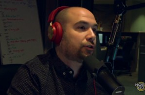 Hot 97's Peter Rosenberg Chastises Wendy Williams For Lifetime's Aaliyah Biopic! (Video)