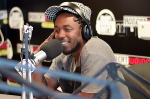 Kendrick Lamar Goes In About How Strong His Lyrics Are In An Interview With Power 106 (Video)