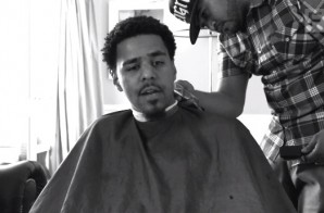 The FADER Presents: Earlier That Day w/ J. Cole (Video)