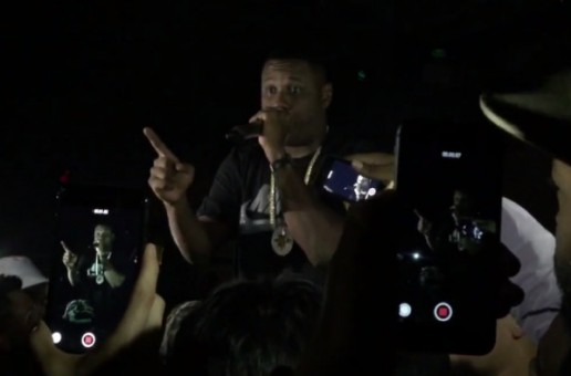 Watch Jay Electronica Perform An Extended Version Of His 'Control' Verse Live At Bardot In Miami! (Video)