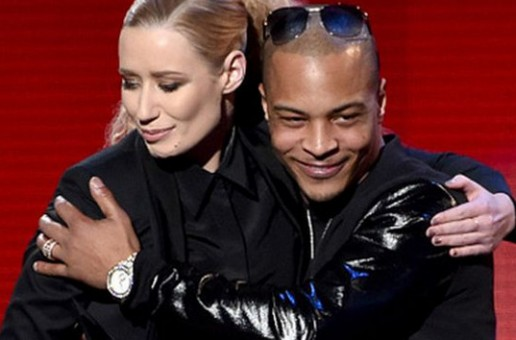 Eminem & Drake Beat Out For 'Favorite Rap/Hip Hop Album' At 2014 American Music Awards By Iggy Azalea! (Video)
