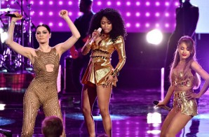 Jessie J, Nicki Minaj & Ariana Grande – Bang Bang (Live At 2014 American Music Awards) (Video)