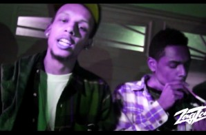Prada Leary & Supakaine – Way Too High Ft. Tommy Malibu (Video)