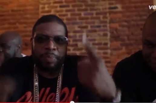 Diamond D – Only Way 2 Go FT. Pete Rock (Video)