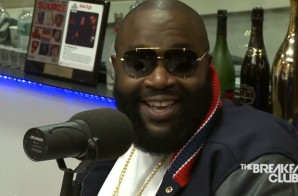 Rick Ross Talks Ferguson, Why Meek Mill Hasn't Been Released Yet, Reebok Classics & More w/ The Breakfast Club! (Video)