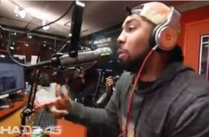 SmCity's Freestyle On ShowOff Radio (Video)