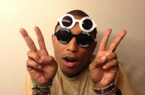 Pharrell Will Receive Hollywood Walk Of Fame Star December 4th