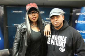 Remy Ma's Exclusive Performance on Sway in the Morning Concert Series (Video)