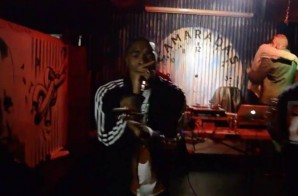 Trel Mack Performs At The Art Of Lyrics Show (Video)