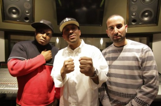 Star Visits 'The Combat Jack Show'