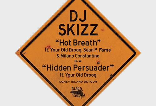 DJ Skizz – Hot Breath FT. Your Old Droog, Sean Price, Fame, & Milano Constantine