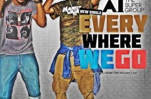 A1 The Super Group x K Camp – Everywhere We Go (Video)