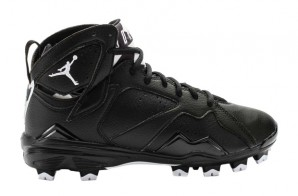 "Air Jordan 7 ""Oreo"" Cleats (Photos)"