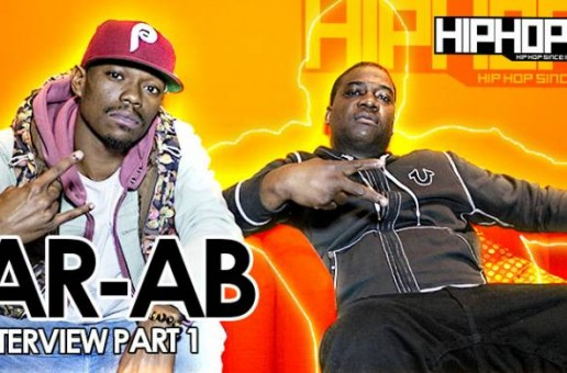 AR-AB Talks His Prison Bid, Career After Prison & More With HHS1987 (Video) (Shot by Rick Dange)