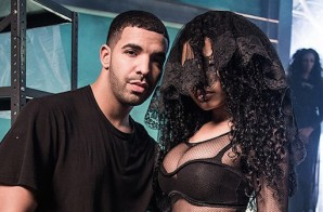 "Behind The Scenes Photos of Nicki Minaj ""Only"" Ft. Drake, Lil Wayne & Chris Brown Video Shoot"