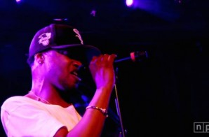 BJ The Chicago Kid: Live In New York (Video)