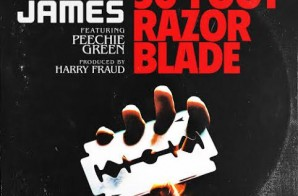 Boldy James – 50 Foot Razor Blade (Prod. by Harry Fraud)