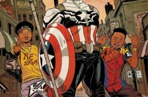 Rae Sremmurd Covers An All-New Marvel Comics Captain America Issue (Photos)
