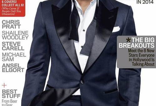 Dave Chappelle Covers GQ's 2014 'Men Of The Year' Issue!