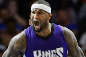 King Of The Court: DeMarcus Cousins' 34-Point Performance Helps Sacramento Beat The Clippers (Video)
