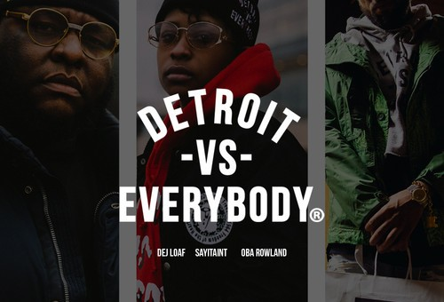 Dej Loaf, SAYITAINTTONE & Oba Rowland – Detroit Vs. Everybody Freestyle (Video)