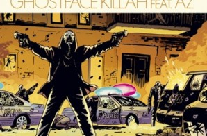 Ghostface Killah – Blood In The Streets Ft. AZ